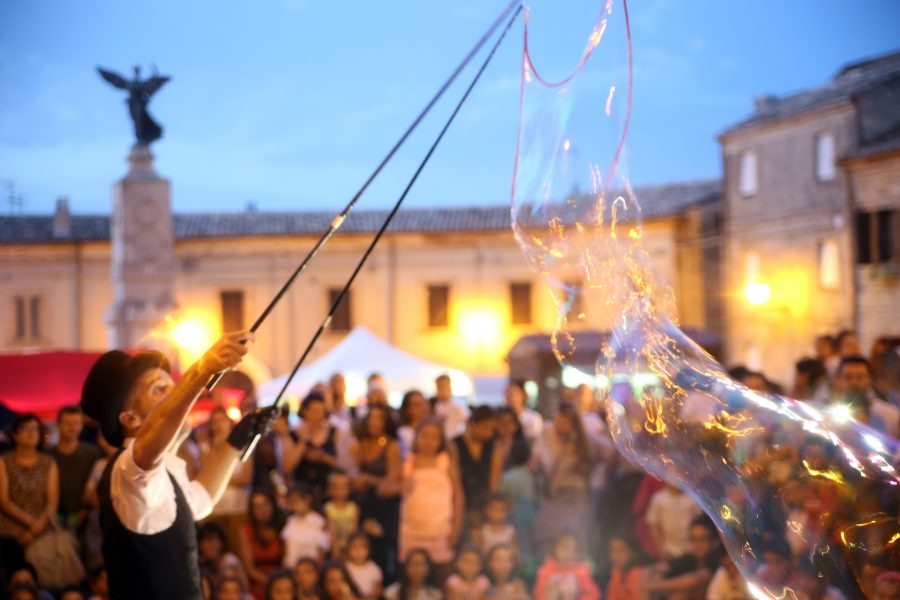 Sold out il Bubble Street Festival, parte alla grande l'estate di Ripatransone